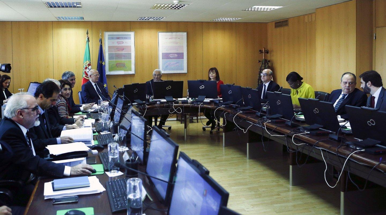 Conselho de Ministros do XXI Governo Constitucional