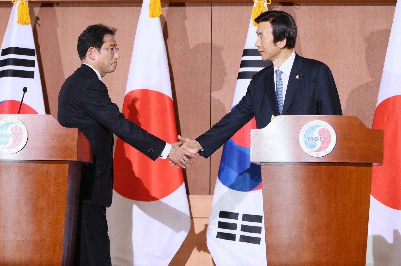 S. Korea, Japan strike deal on 'comfort women'