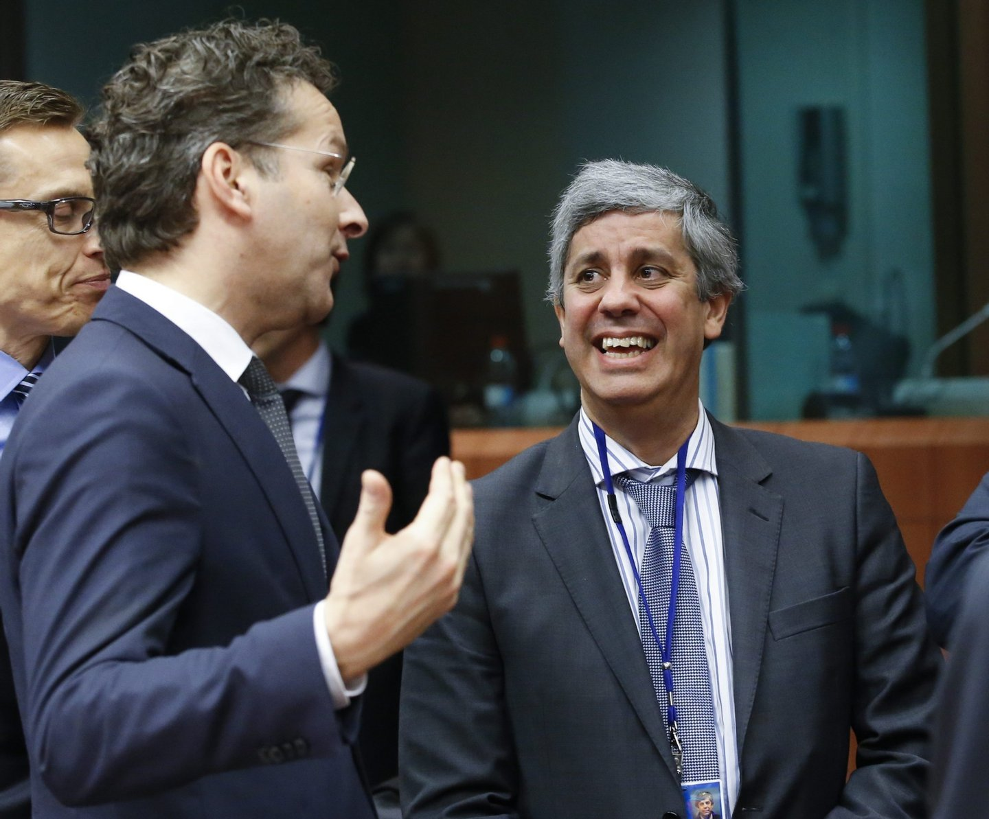 Eurogroup Finance ministers meeting